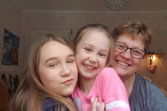 Jag och tjejerna