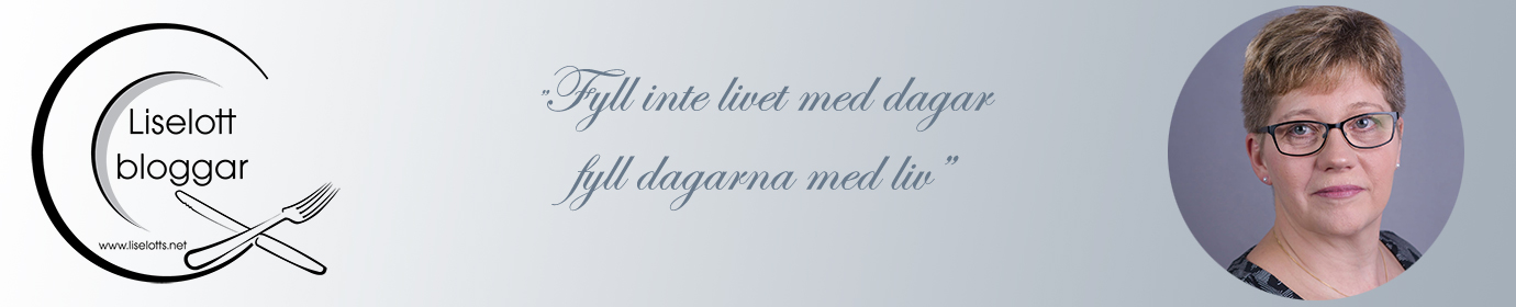 Liselotts blogg